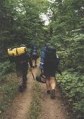 Trekking on the Manitou Portage