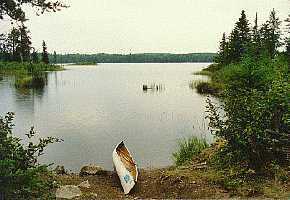 Boundary Waters Canoe Area